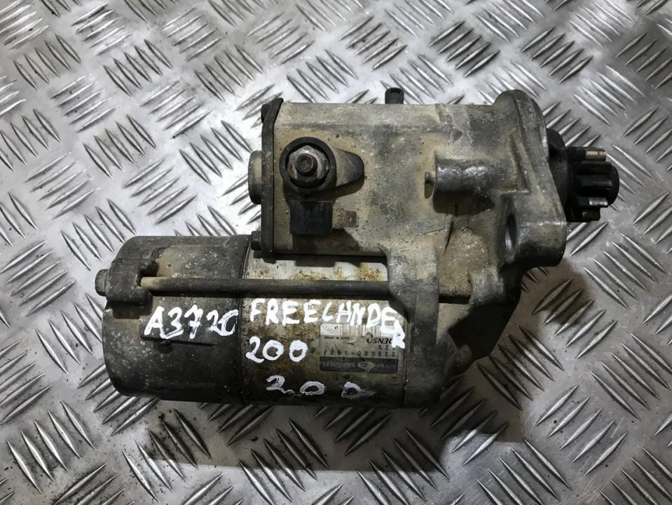 Starteris 228003981 22800-3981, nad100580 Land Rover FREELANDER 2000 2.0