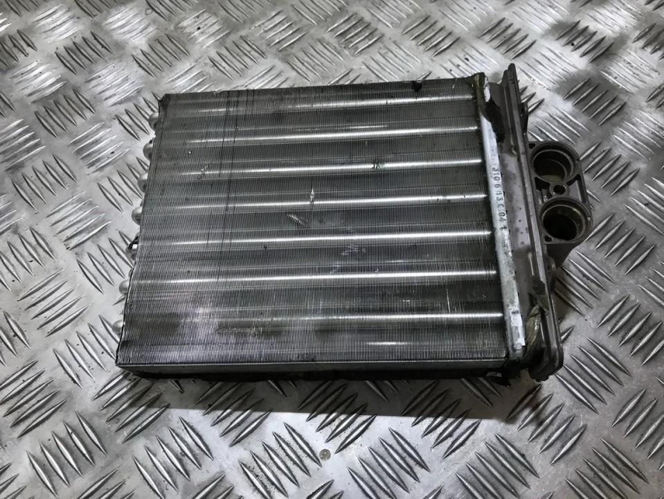 Salono peciuko radiatorius used used Opel VECTRA 1996 2.0