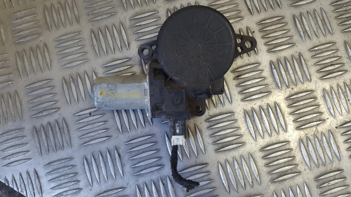 Mazda  2 Window Motor Rear Right