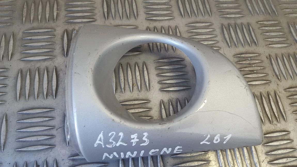 Salono apdaila (plastmases) 7055674 USED Mini ONE 2003 1.6