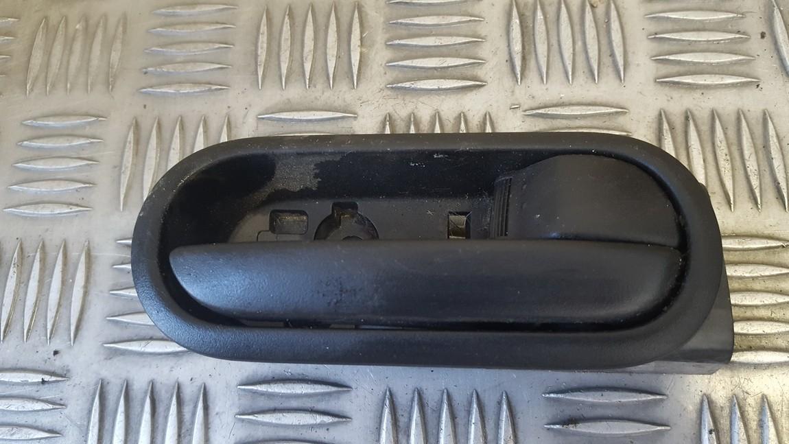 Mazda  2 Door Handle Interior, Rear right