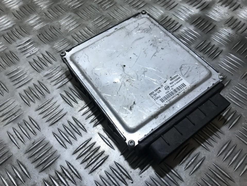 Блок управления двигателем 28052026 r0411c044c, a6645406032, fdhj SsangYong KYRON 2005 2.0