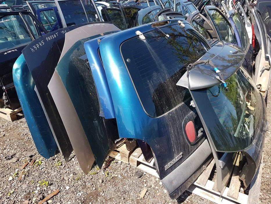 Galinis dangtis G (kapotas) juodas used Fiat PANDA 2006 1.1