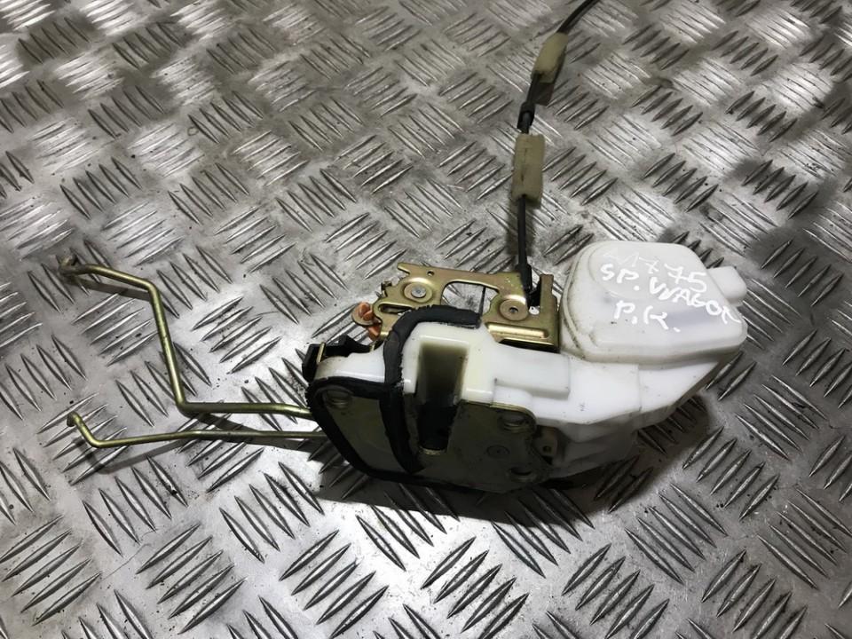 Duru spyna P.K. used used Mitsubishi SPACE WAGON 2000 2.4