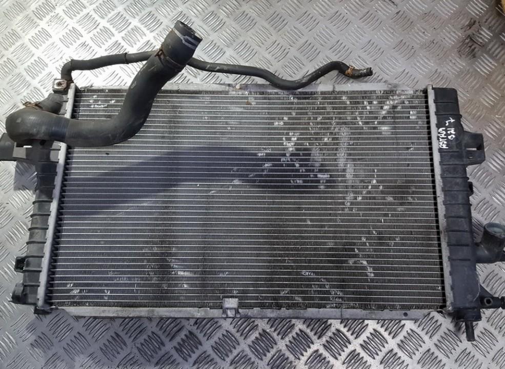 Vandens radiatorius (ausinimo radiatorius) 13128925 used Opel ASTRA 2002 2.0