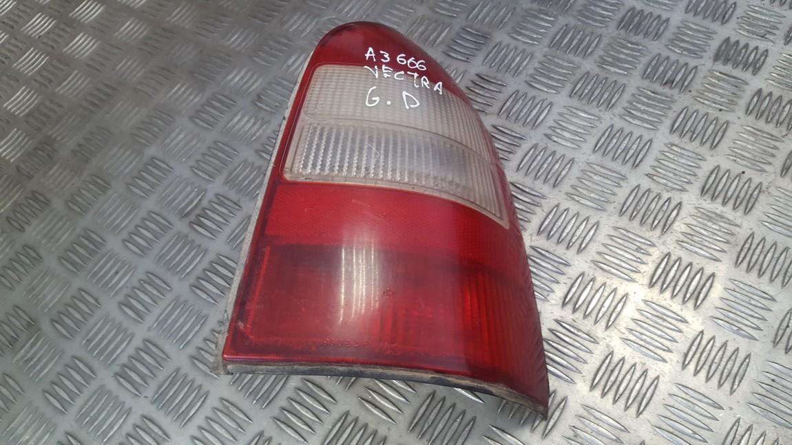 Galinis Zibintas G.D. 90585003 gm90585003 Opel VECTRA 1999 2.0