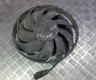 Difuzorius (radiatoriaus ventiliatoriaus) USED USED Peugeot PARTNER 2003 2.0