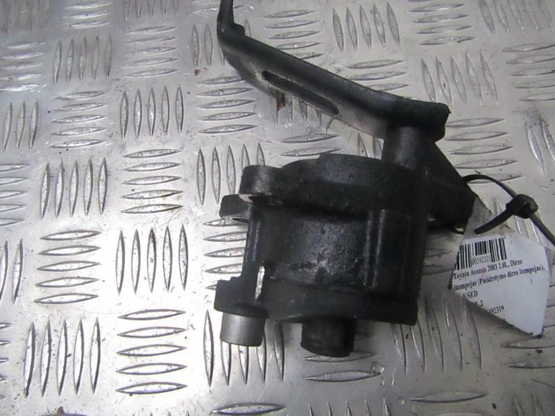 Ролик-натяжитель ручейкового ремня USED   Toyota AVENSIS 2003 1.8