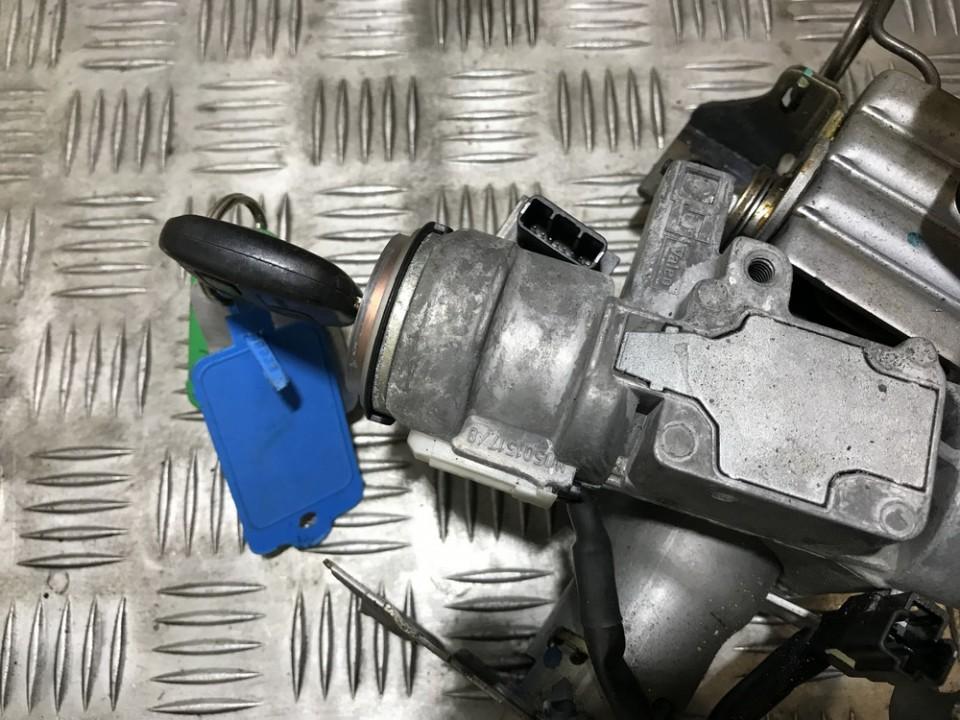 Замок Зажигания 736661a 736-661-a, 0523 Toyota AVENSIS 2003 1.8