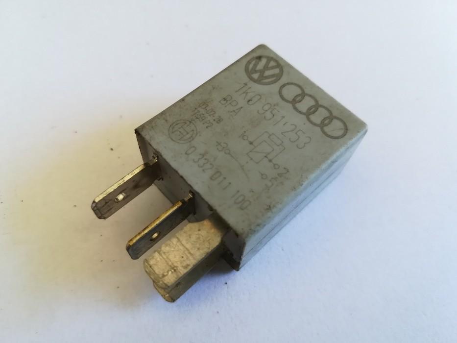 Блок электронный 1K0951253 0332011100 Volkswagen GOLF 2001 1.9