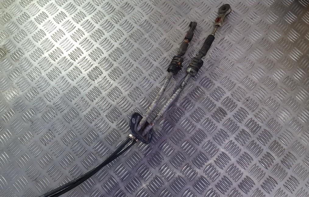 Трос переключения передач 1s7r7e395af 1s7r-7e395-af Ford MONDEO 2001 2.0