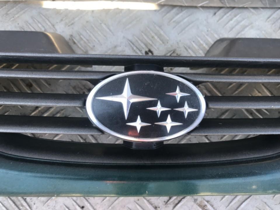 Priekinis zenkliukas (Emblema) used used Subaru IMPREZA 1995 1.8
