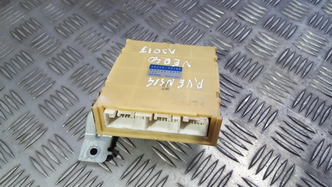 Other computers 8865044180 077100-5490, 0771005490, 88650-44180 Toyota AVENSIS VERSO 2002 2.0