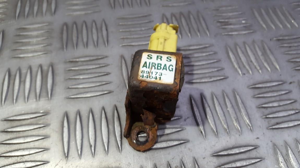 Srs Airbag daviklis 8917344041 89173-44041 Toyota AVENSIS VERSO 2002 2.0