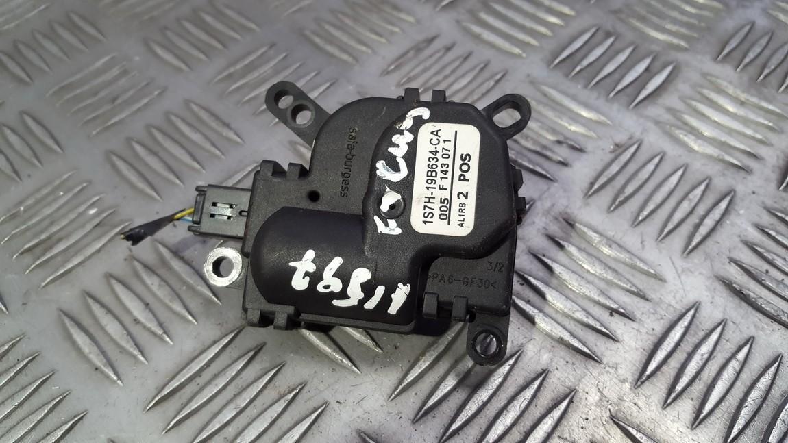 Peciuko sklendes varikliukas 1s7h19b634ca 1s7h-19b634-ca, 005f143071 Ford FOCUS 2006 1.8