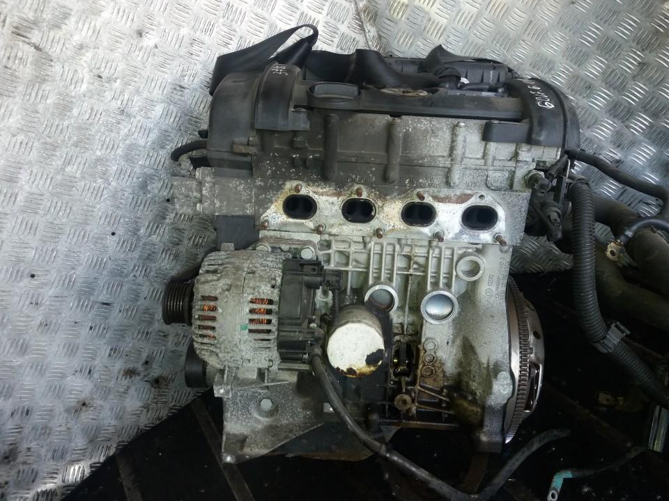 Variklis BUD   Volkswagen GOLF 2002 1.6