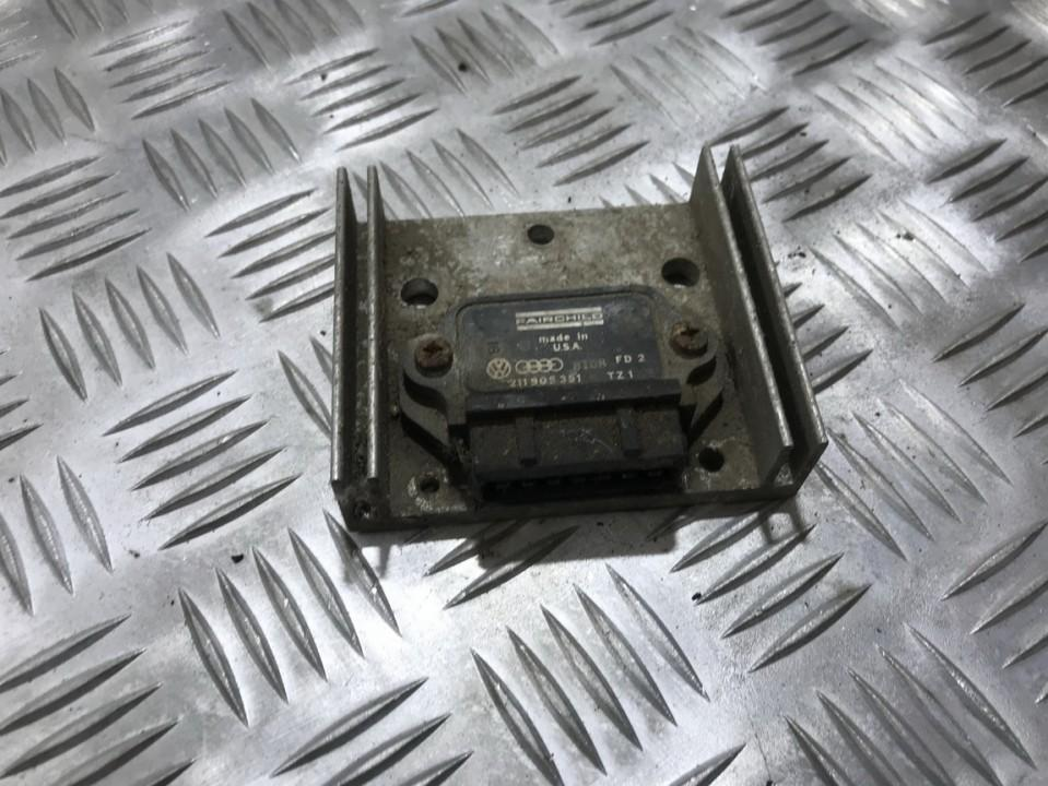 Ignition Control Module 211905351 fd2 Volkswagen GOLF 1994 1.9