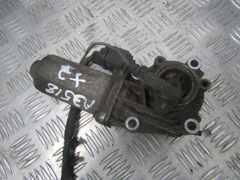 TRANSFER BOX ACTUATOR MOTOR BMW X3 2004    2.5 0130008507