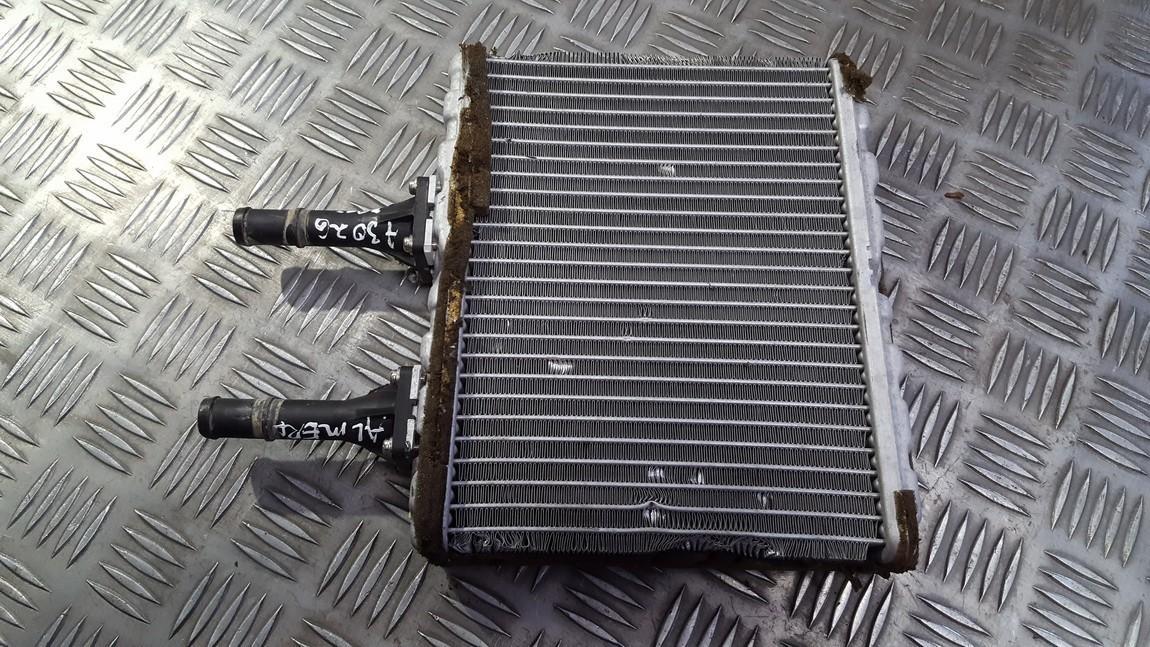 Heater radiator (heater matrix) USED USED Nissan ALMERA 2002 2.2