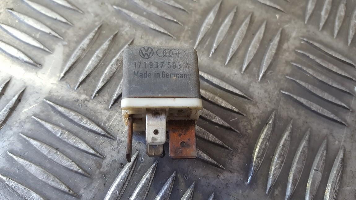 Rele 171937503A 17 Audi 80 1994 1.9