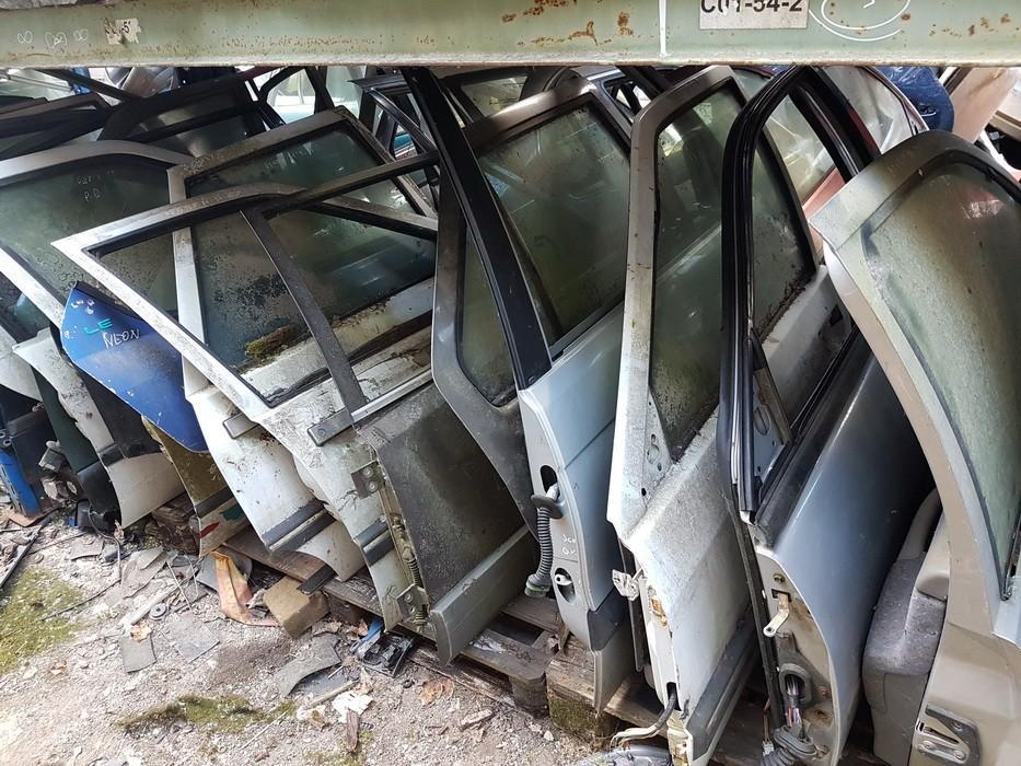 Автомобили Двери - задний левый sidabrines used Renault SCENIC 2004 1.5