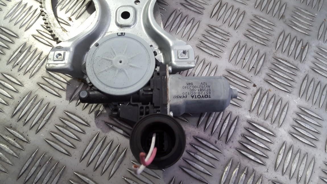 Duru lango pakelejo varikliukas P.K. 857200D120 85720-0D120 Toyota AURIS 2007 2.0