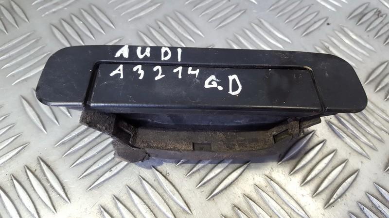 Ручка двери нaружная задний правый 8A0839206 USED Audi 80 1988 1.6