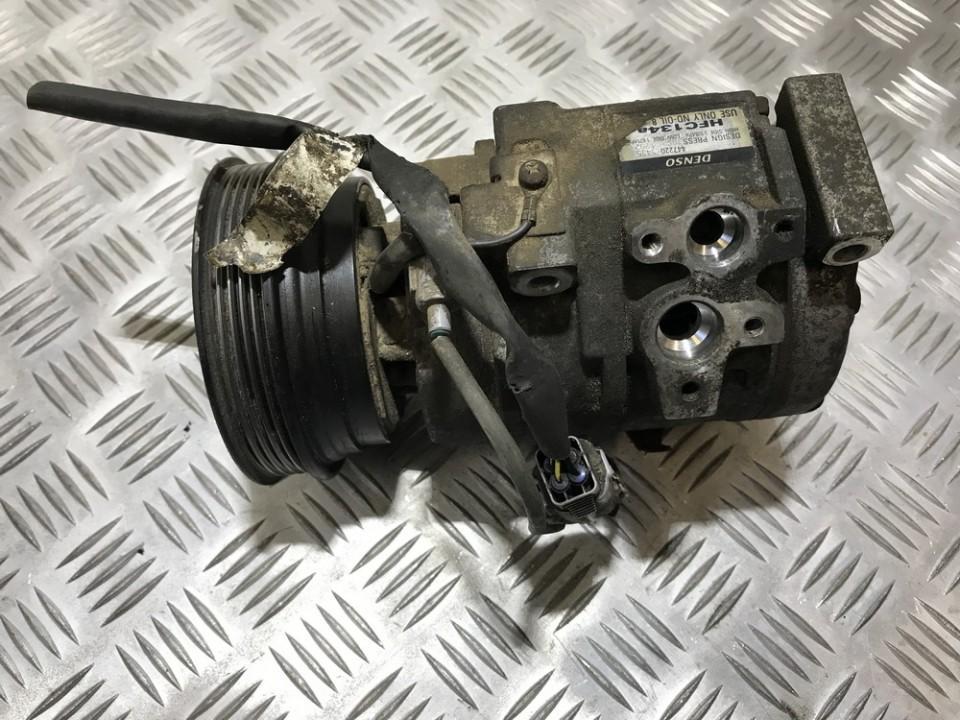 Компрессор системы кондиционирования 4472203435 447220-3435, hfc134a Toyota AVENSIS 2001 2.0