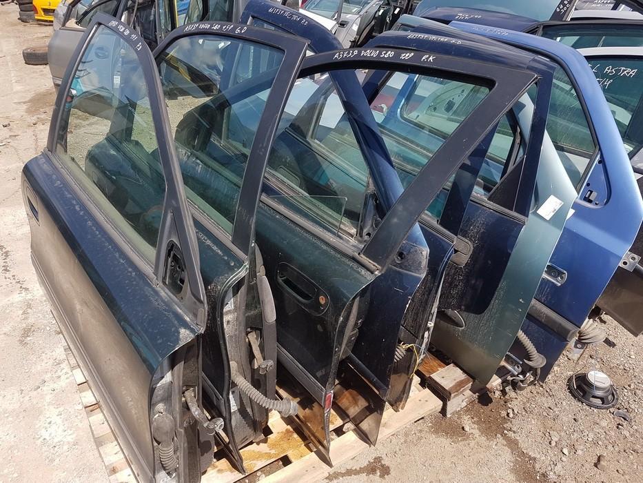 Автомобили Двери - передний правый zalios used Volvo S80 2008 2.4