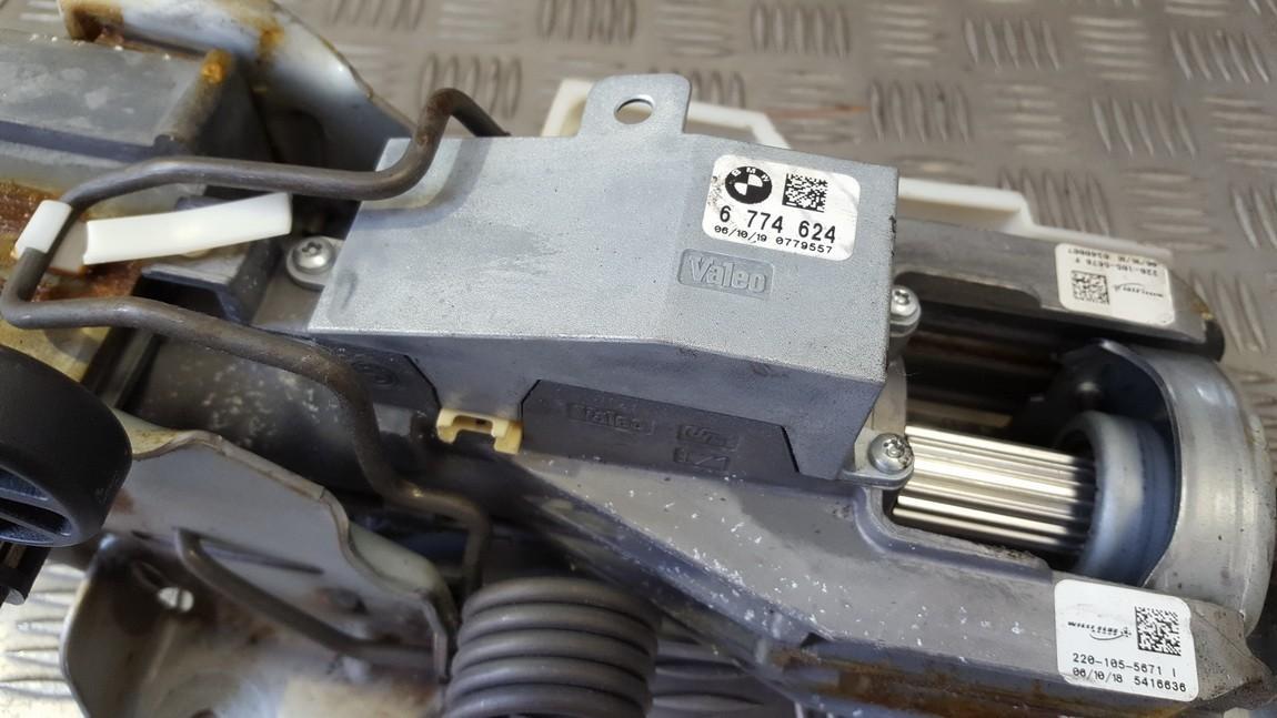 Steering Module (STEERING WHEEL CONTROL ECU) BMW 5-Series 2006    2.0 6774624