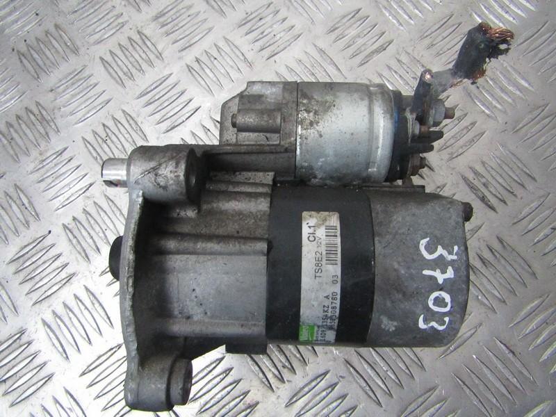 Стартеры 9658308780 TS8E2 Peugeot 207 2009 1.4