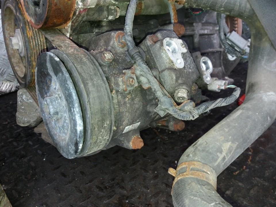 Kondicionieriaus siurblys 4472601494 GE447260-1494 Toyota AURIS 2008 1.6