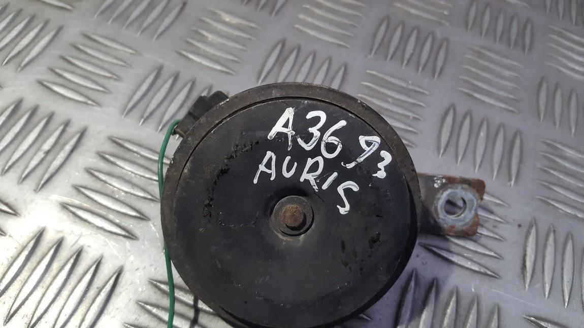 Garso signalas USED USED Toyota AURIS 2007 2.0