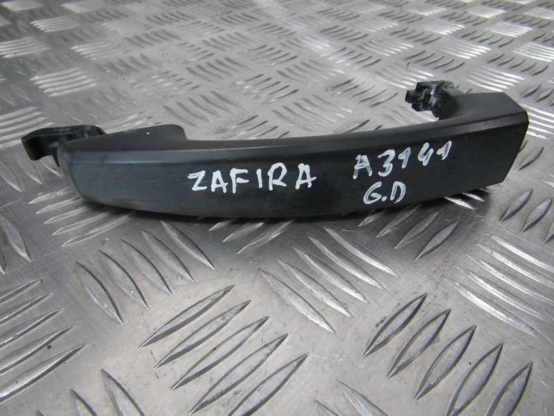 Duru isorine rankenele G.D. used used Opel ZAFIRA 2006 1.6