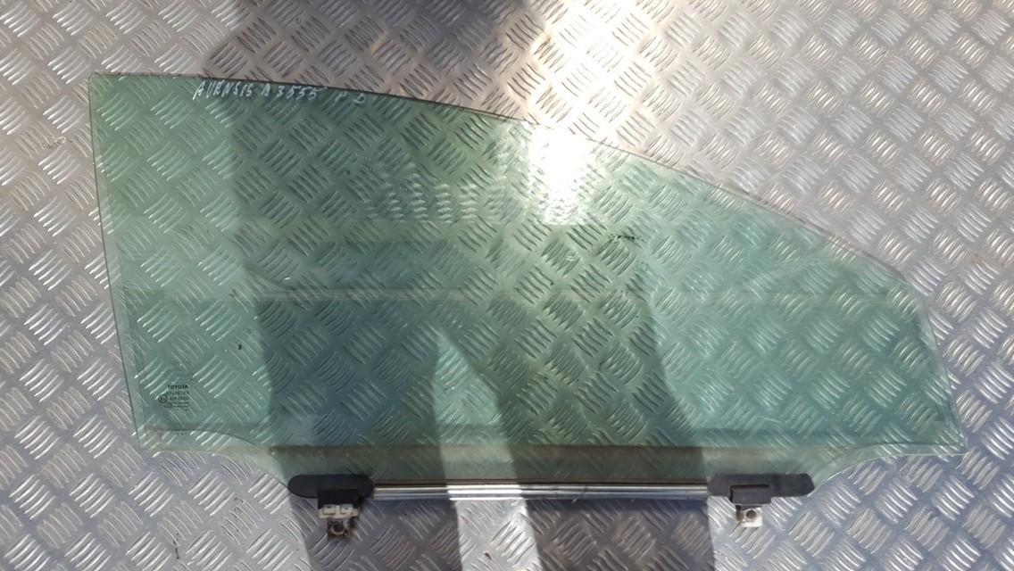 Боковое окно - передний правый used used Toyota AVENSIS 2010 2.0