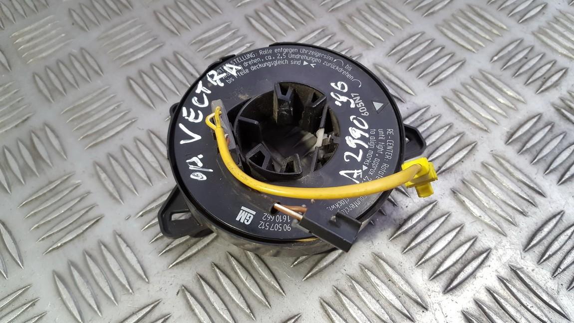 AIRBAG SQUIB SLIP RING (Wrap Spring) 90507512 1610662 Opel VECTRA 2006 1.9