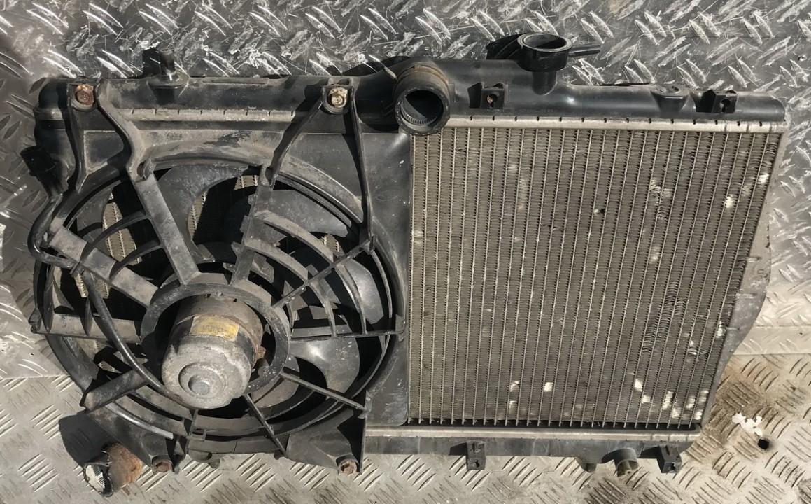 Hyundai  Accent Vandens radiatorius (ausinimo radiatorius)
