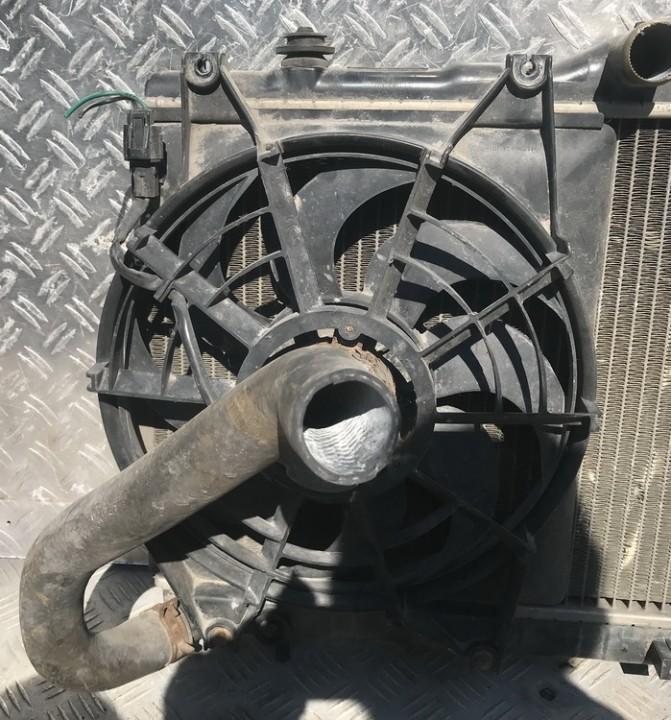 Hyundai  Accent Difuzorius (radiatoriaus ventiliatorius)