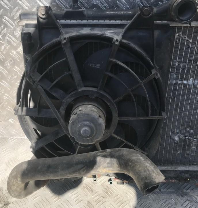Difuzorius (radiatoriaus ventiliatorius) used used Hyundai ACCENT 1996 1.3