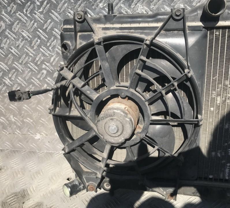 Difuzorius (radiatoriaus ventiliatorius) used used Hyundai ACCENT 1997 1.5