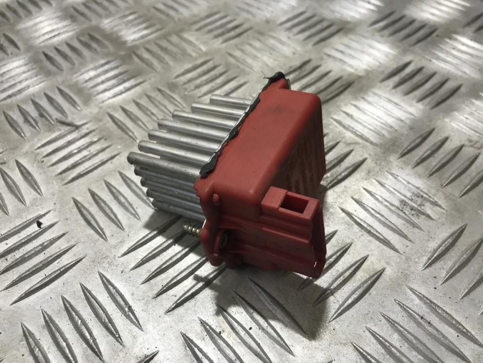 Peciuko reostatas (ezys) (ventiliatoriaus rele) 1j0907521 5ds006467-01, 657364m Seat IBIZA 2004 1.9