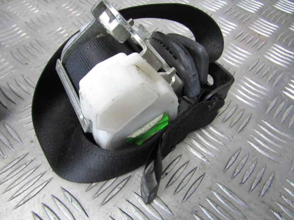 Seat belt - rear right side 13198579N 13199080F Opel VECTRA 1998 2.0