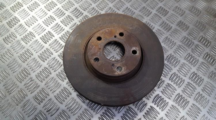 Brake Disc - front used used Toyota AVENSIS 2010 2.0