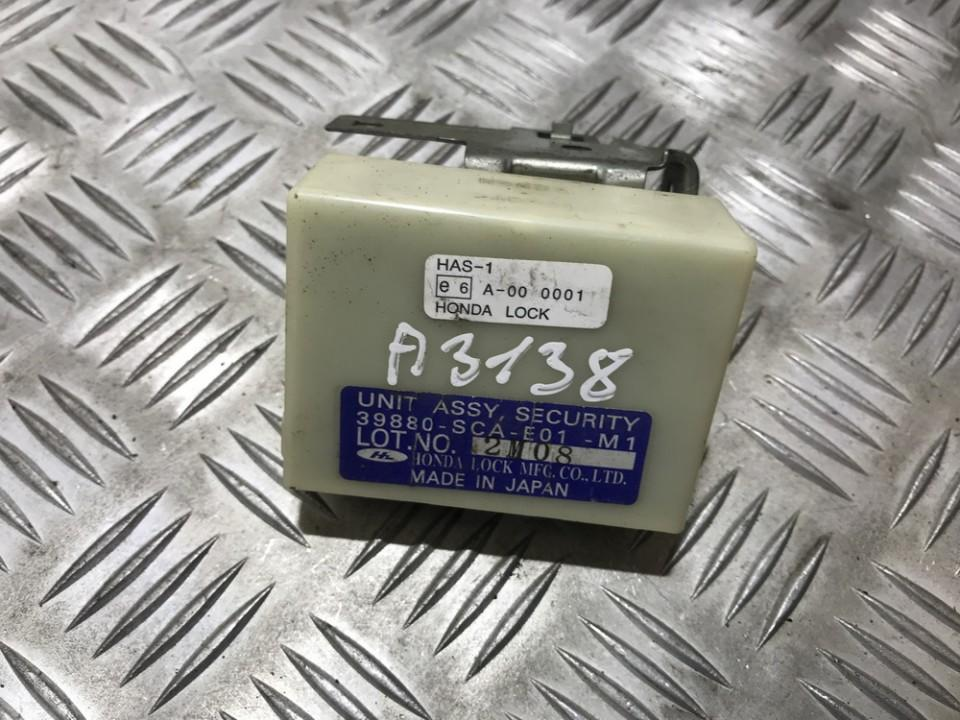Kiti kompiuteriai 39880scae01m1 39880-sca-e01-m1 Honda CR-V 2003 2.0