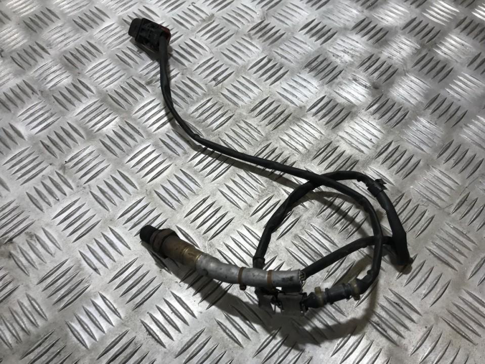 Лямбда-зонд 5 провода, БЕЛЫЙ черный желтый серый красный 0258017012 0258017013 Volkswagen GOLF 2004 1.6