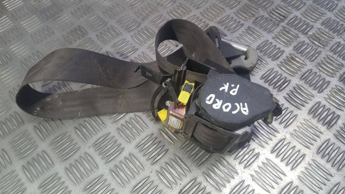 Saugos dirzas P.K. nsb098gl08 used Honda ACCORD 2007 2.2