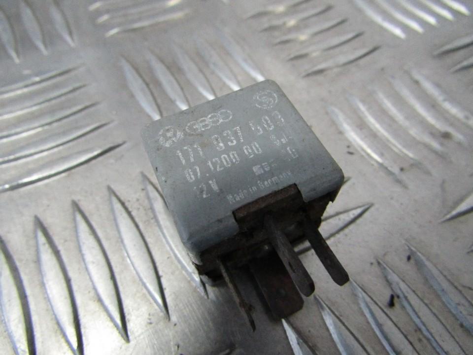 Rele 171937503 used Volkswagen GOLF 1992 1.4