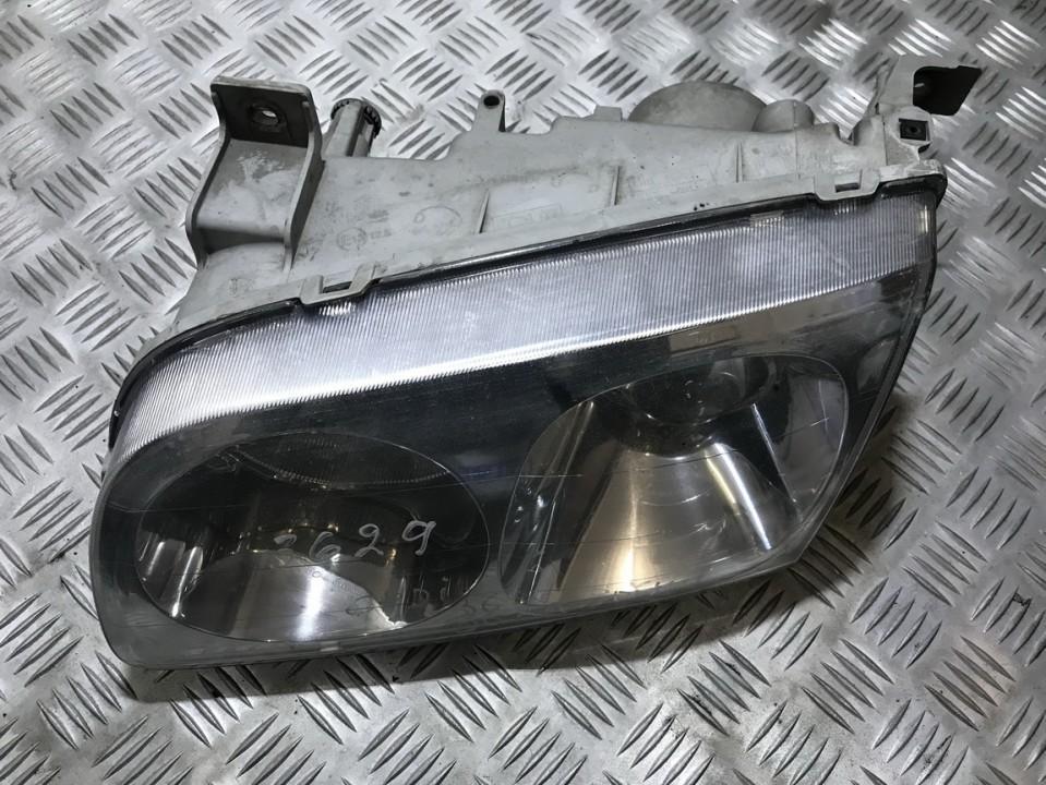 Front Headlight Left LH used used Hyundai TRAJET 2002 2.0