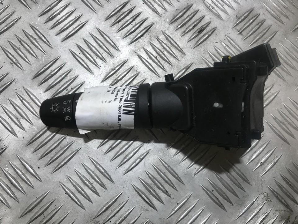 Posukiu ir sviesu rankenele 25540av620 used Nissan ALMERA TINO 2000 1.8