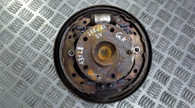 Rankinio stabdzio mechanizmas used used Suzuki SX4 2009 1.6